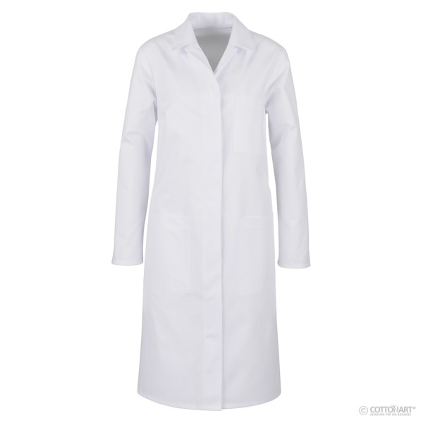 Premium women's laboratory coats blended fabric BEB®