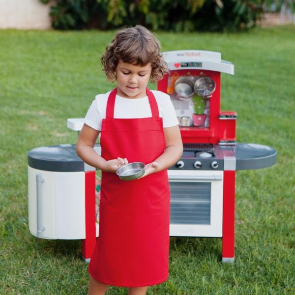Kinderschürze Barbecue aus Baumwolle