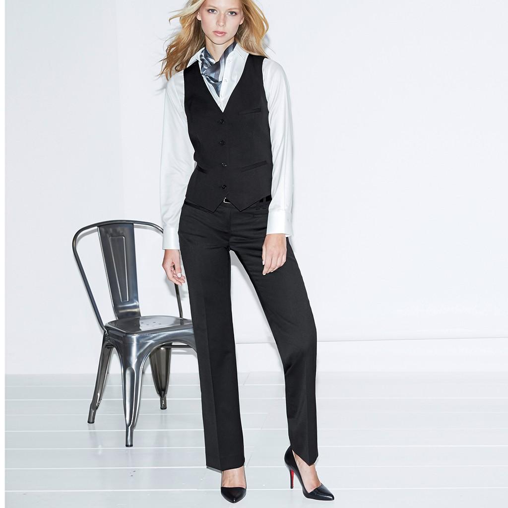 Damen Hose Tiefe Leibhöhe Modern Slim Fit Greiff®   bedrucken, besticken, bedrucken lassen, besticken lassen, mit Logo  