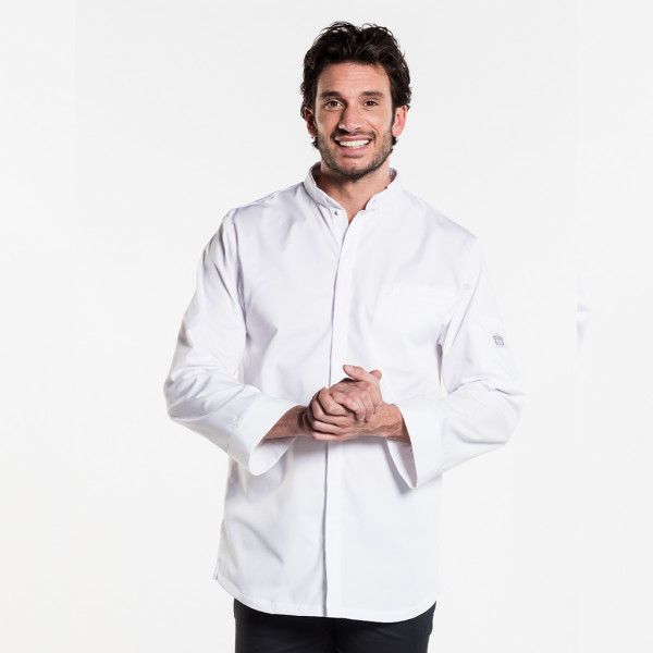 Men's Cooking Jacket Nordic White Chaud Devant®