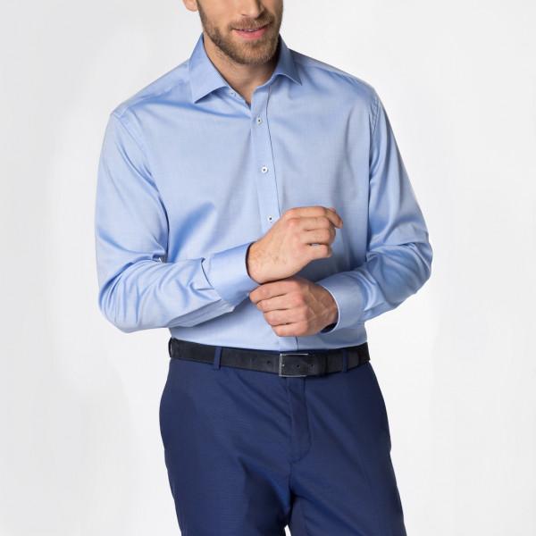 Long Sleeve Shirt Modern Fit Fine Oxford Eterna®