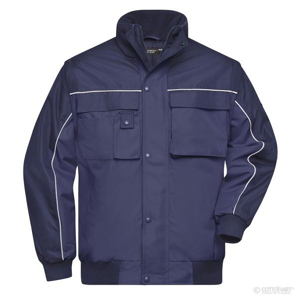 Workwear Jacke 2 in 1 James & Nicholson®