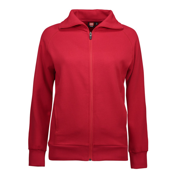 Ladies sweatshirt jacket ID Identity®