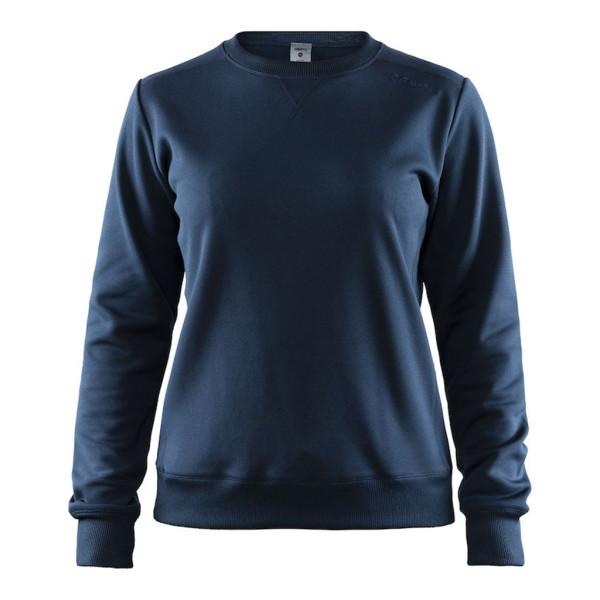 Damen Sweatshirt Freizeit Rundhalsausschnitt Craft®