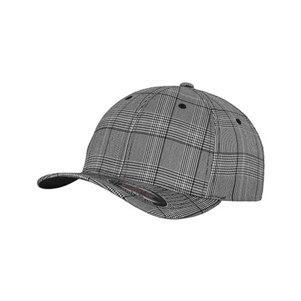 Flexfit Glen Check Cap FLEXFIT®