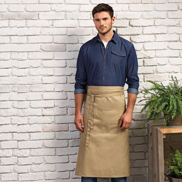 Bar apron with pocket Premier®