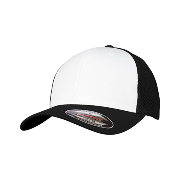 Flexfit Mesh Colored Front Cap FLEXFIT®