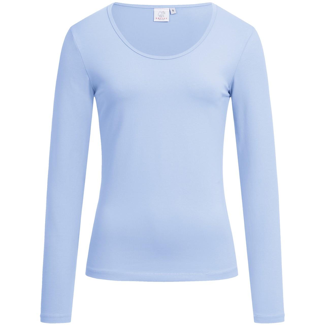b9360b232b53b4 Damen Langarm Service-T-Shirt Greiff®