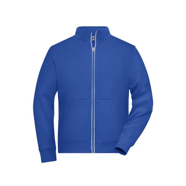 Herren Doubleface Work Jacket James & Nicholson®