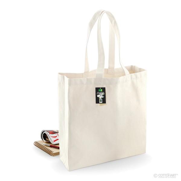 Canavs-Einkaufstasche Fairtrade Westford Mill®