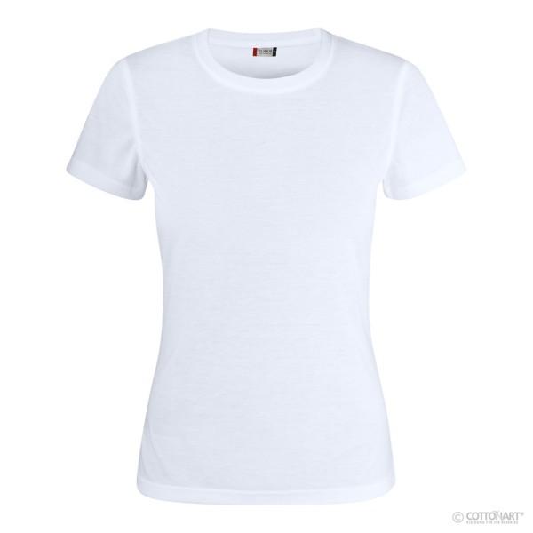 Ladies Neon T-Shirt Clique®