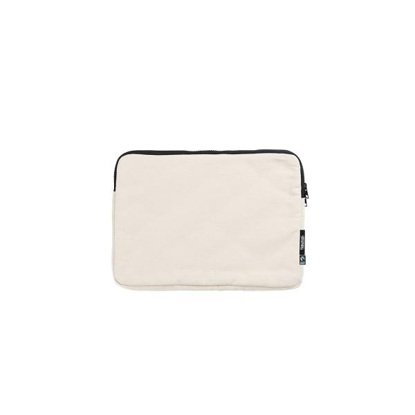 """Organic Fairtrade Laptop Bag 13"""" Neutral®"""
