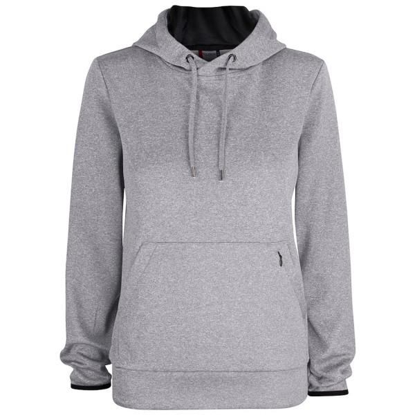 Ladies hooded sweatshirt Oakdale Clique®
