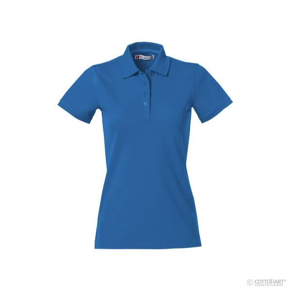 Ladies Premium Polo Shirt Heavy Clique®