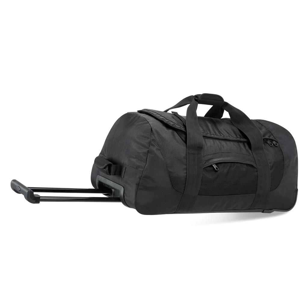 Rollenreisetasche Vessel™ Team Quadra® | bedrucken, besticken, bedrucken lassen, besticken lassen, mit Logo |