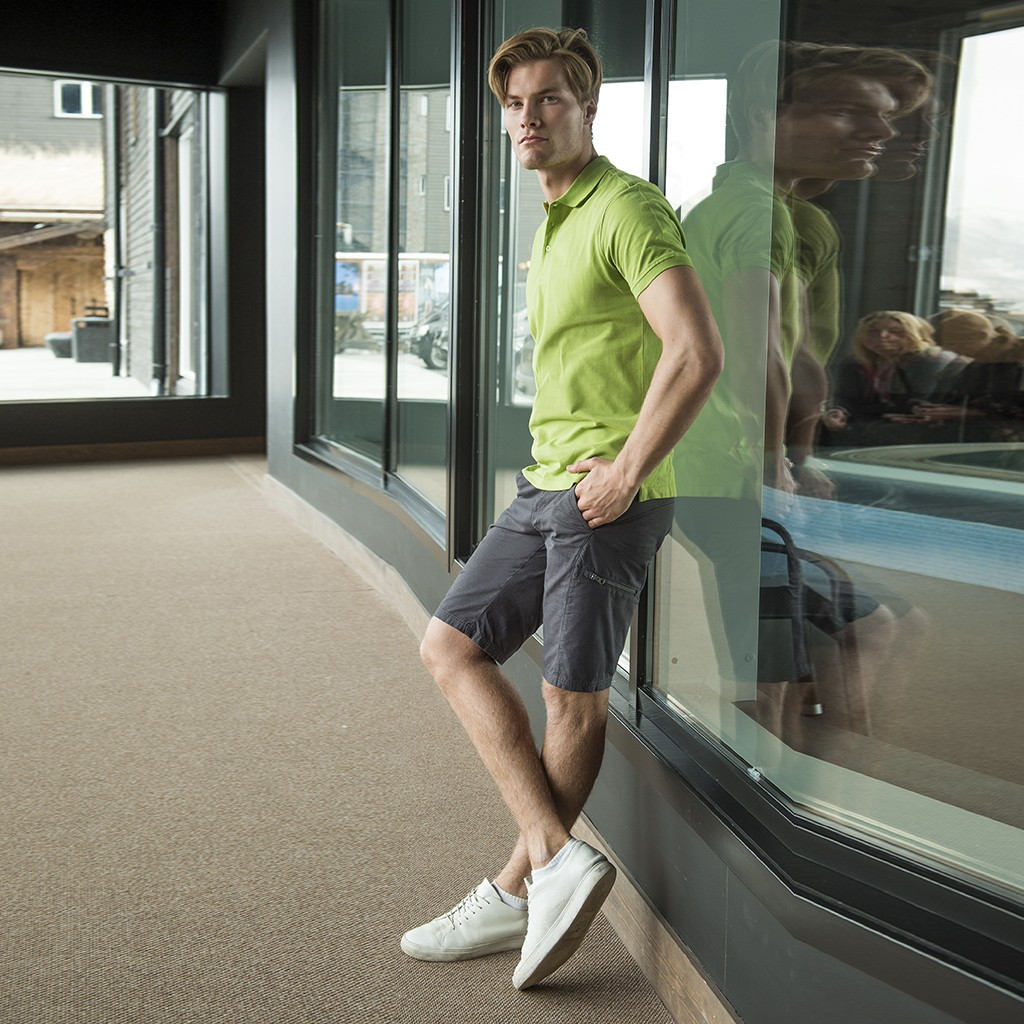 Zip-Pocket Shorts Clique® | bedrucken, besticken, bedrucken lassen, besticken lassen, mit Logo |