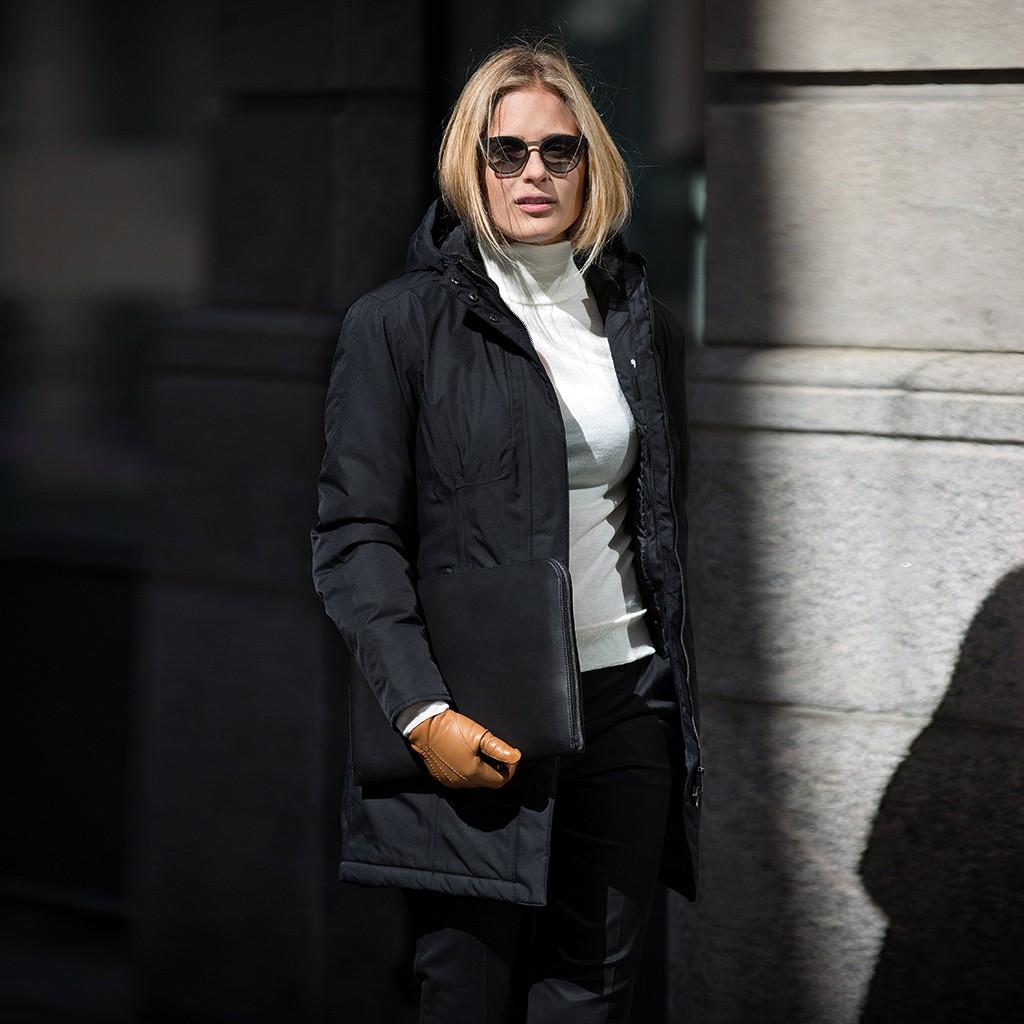 Damen Winterparka Urban Tech Mapleton Nimbus® | bedrucken, besticken, bedrucken lassen, besticken lassen, mit Logo |