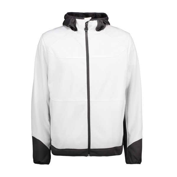 Men's soft shell jacket Combi Stretch ID Identity®