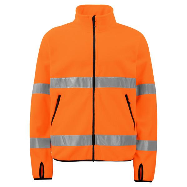 Warning protection Safety fleece jacket Projob®