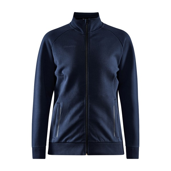Damen Jacke Core Soul Full Zip Craft®