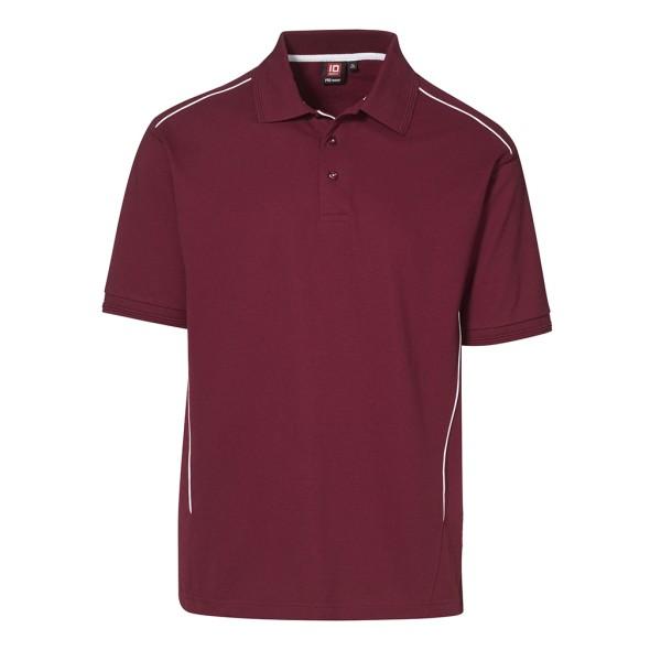 Herren Arbeits Poloshirt mit Paspel ID Identity®