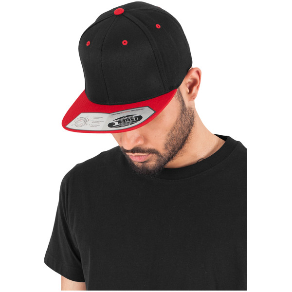 Fitted Snapback-Cap FLEXFIT®