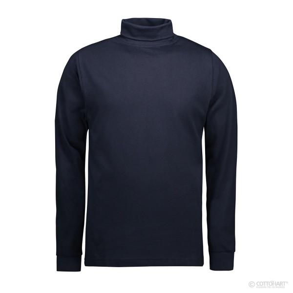 T-TIME® Herren Rollkragen T-Shirt ID Identity®