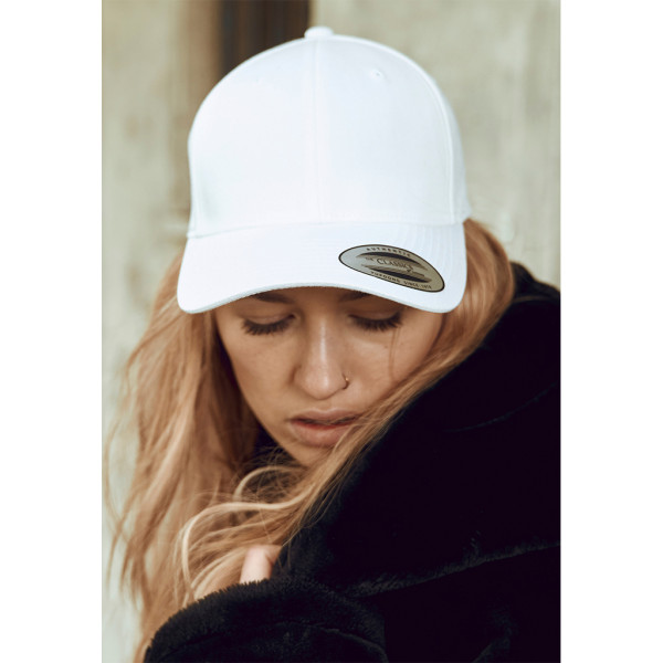 Curved Classic Snapback-Cap FLEXFIT®