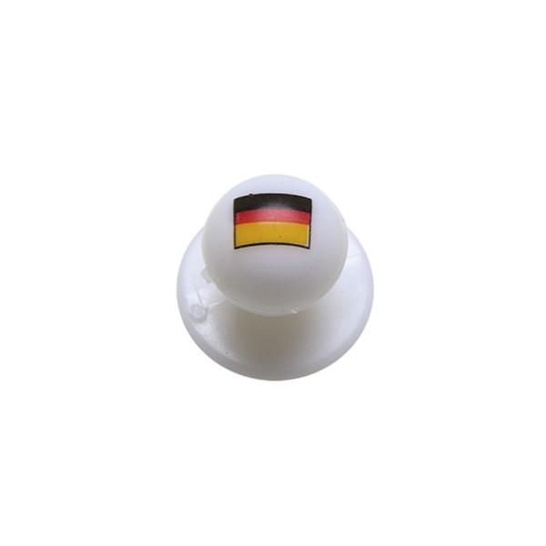 Ball knobs Germany in a pack of 12 Karlowsky® ball knobs