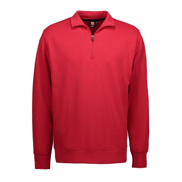 Herren Sweatshirt mit Reißverschluss ID Identity®