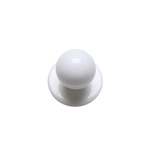 Ball knobs with motif in a pack of 12 Karlowsky® ball knobs