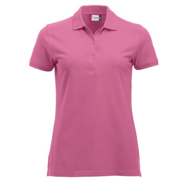 Damen Poloshirt Classic Marion Clique®