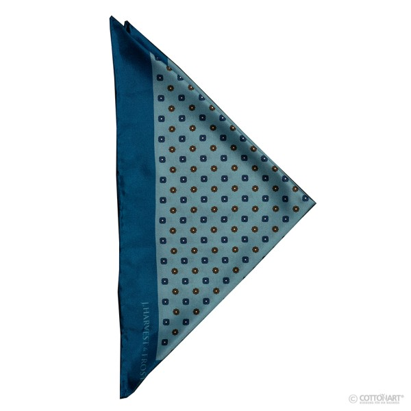 Pouch sheet Silk Floral J. Harvest & Frost®