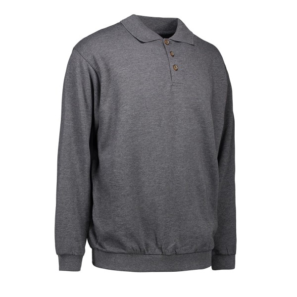 Herren Polo-Sweatshirt Classic ID Identity®