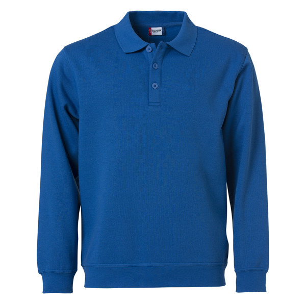 Men's Sweatshirt Basic with stand-up collar Clique®