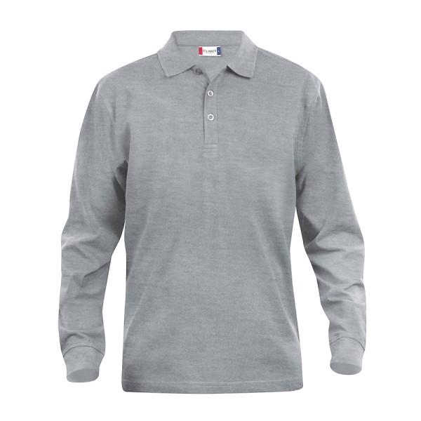 Herren Poloshirt Classic Lincoln Langarm Clique®