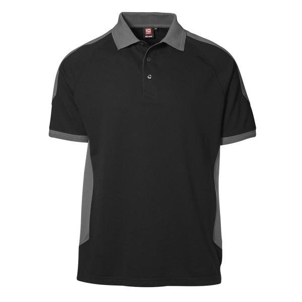 Herren Arbeits Poloshirt Kontrast ID Identity®