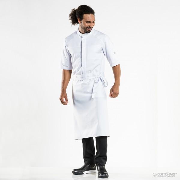 Kurze Schürze aus Recyceltes Polyester RPB White Chaud Devant®