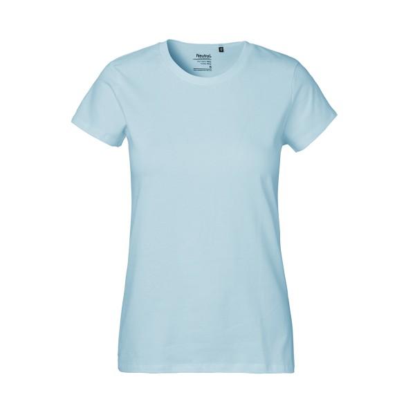 Organic Fairtrade Damen T-Shirt Neutral®