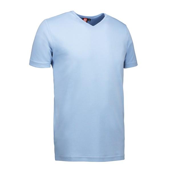 Herren T-Shirt T-Time mit V-Ausschnitt ID Identity®