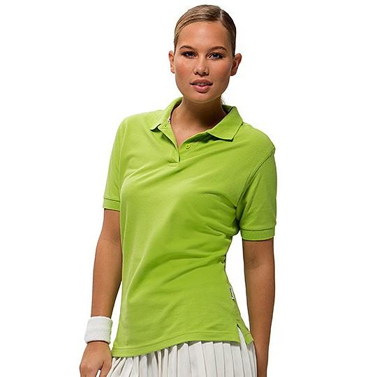 Damen Poloshirt Forehand Slazenger® | bedrucken, besticken, bedrucken lassen, besticken lassen, mit Logo |