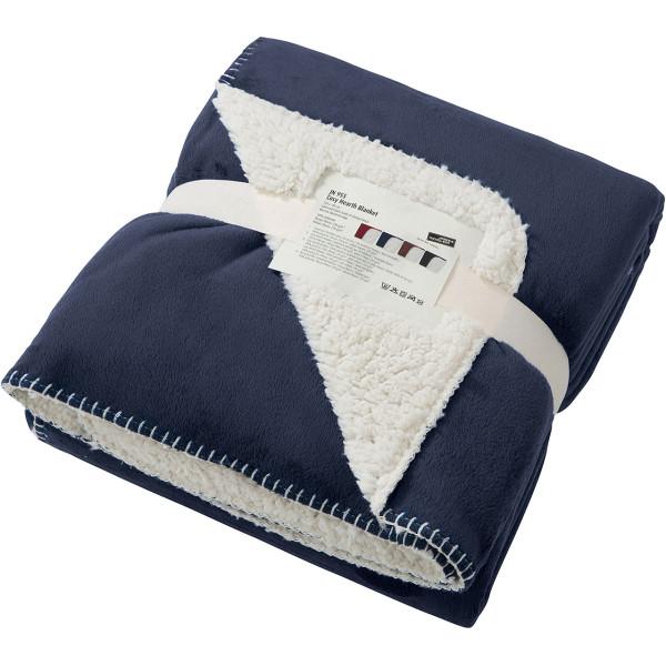 Sherpafleece blanket James & Nicholson®