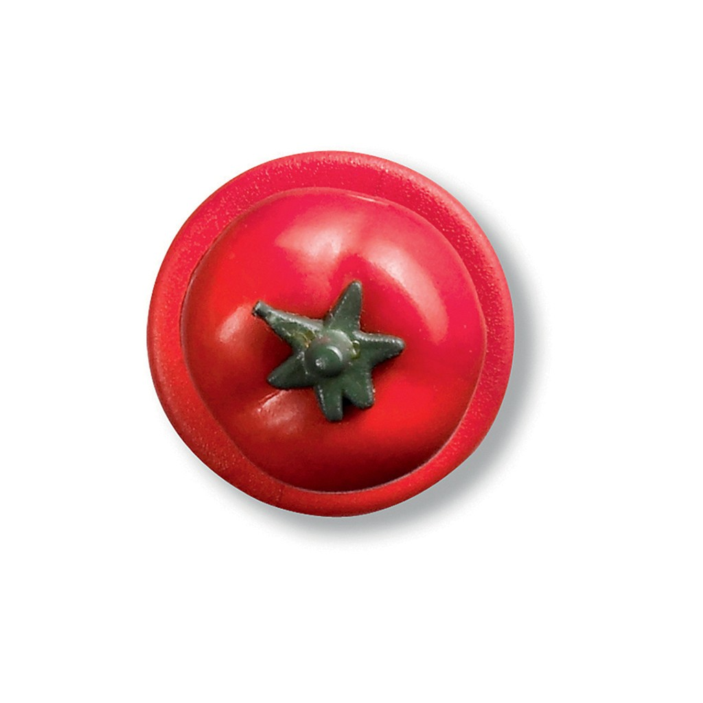 Kugelknöpfe Tomate 12er Pack Greiff® | bedrucken, besticken, bedrucken lassen, besticken lassen, mit Logo |