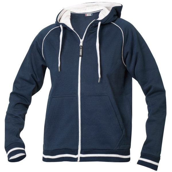 Men's Hooded Sweat Jacket Gerry Clique®