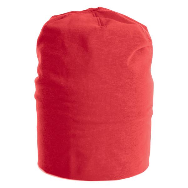 Beanie Mütze aus Jersey Projob® red