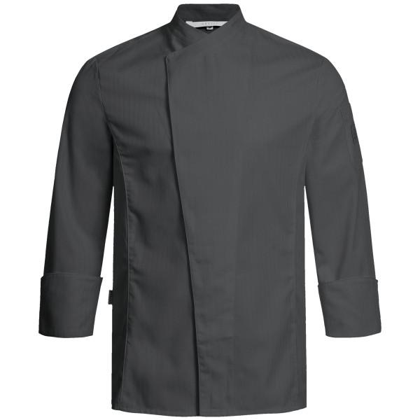 RF Cuisine Premium chef's jacket with satin stripes Greiff®