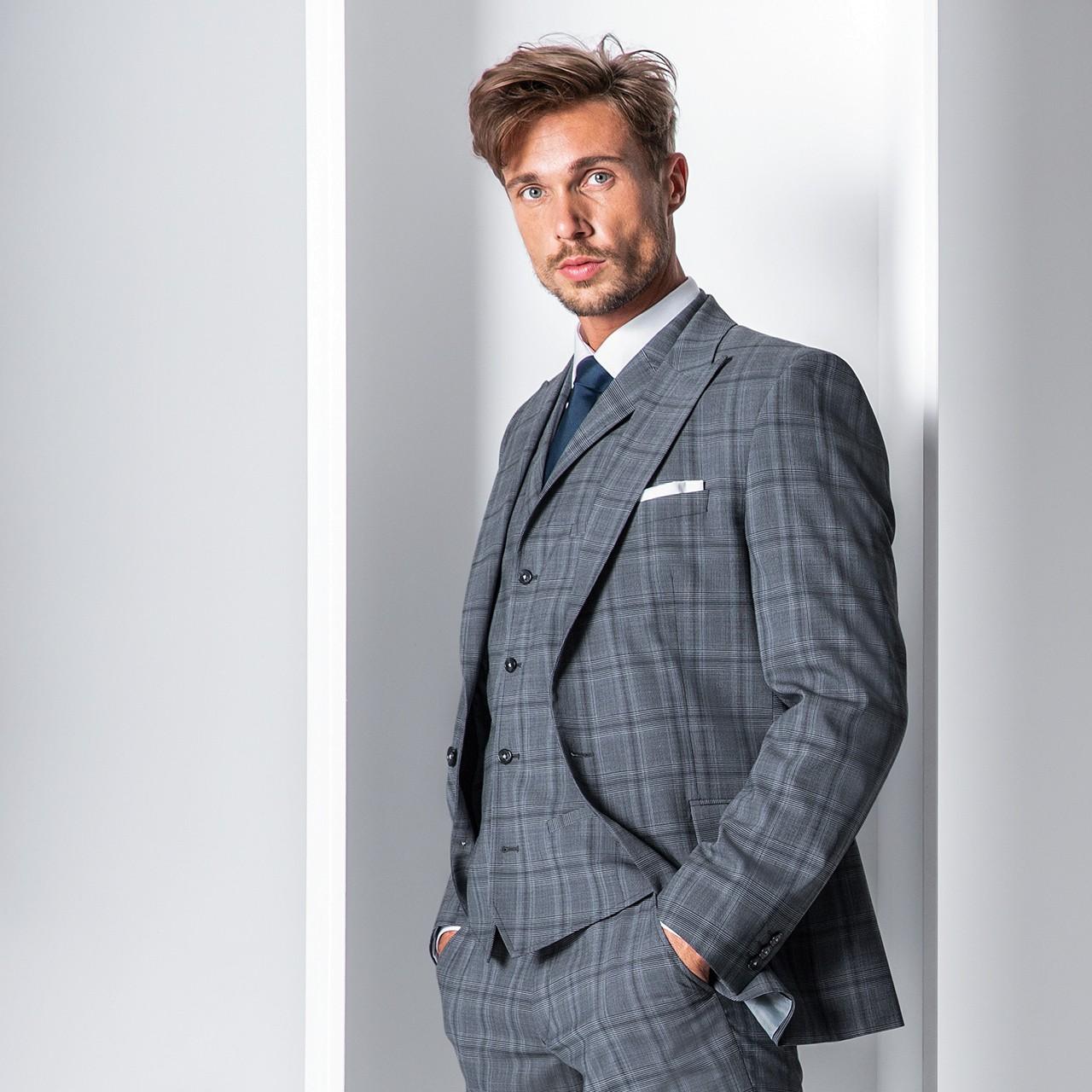 Premium Herren-Sakko Greiff® | bedrucken, besticken, bedrucken lassen, besticken lassen, mit Logo |