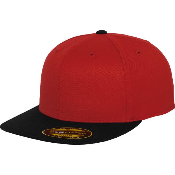 Premium fitted Cap two-coloured FLEXFIT®