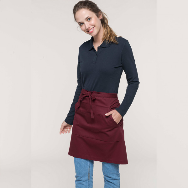 Medium length apron Kariban®