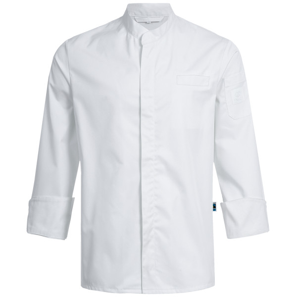 RF Cuisine Exquisit chef's jacket with concealed zipper Greiff®